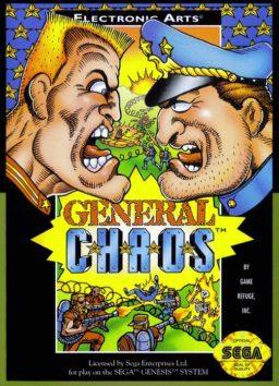 Play General Chaos online (Sega Genesis)