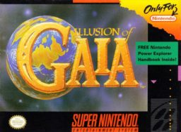 Play Illusion of Gaia online (SNES)