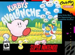 Play Kirby's Avalanche online (SNES)