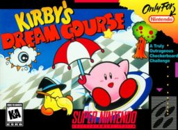 Play Kirby's Dream Course online (SNES)