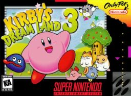 Play Kirby's Dream Land 3 online (SNES)