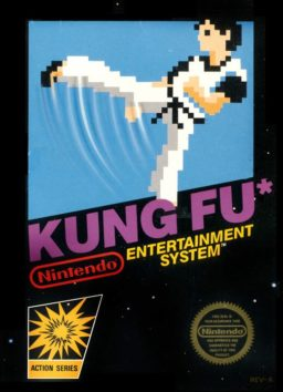 Play Kung Fu online (NES)