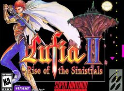 Play Lufia II - Rise of the Sinistrals online (SNES)
