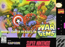 Play Marvel Super Heroes - War of the Gems online (SNES)