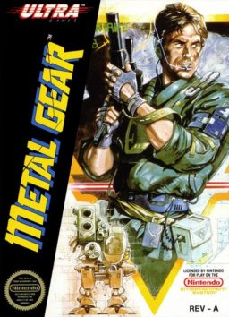 Play Metal Gear online (NES)