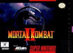 Play Mortal Kombat II online (SNES)