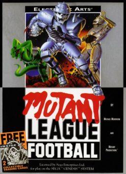 Play Mutant League Football online (Sega Genesis)