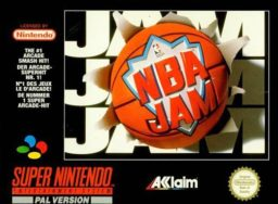 Play NBA Jam online (SNES)