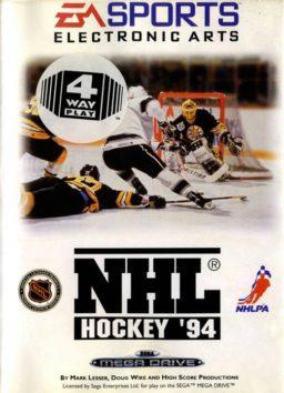 Play NHL '94 (Sega Genesis) game online