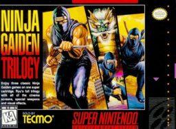 Play Ninja Gaiden Trilogy online (SNES)