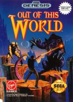 Play Out of This World online (Sega Genesis)