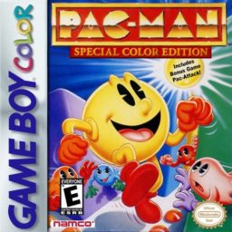 Play Pac-Man - Special Color Edition online (Gameboy Color)