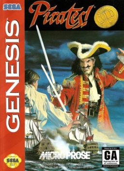 Play Pirates! Gold online (Sega Genesis)