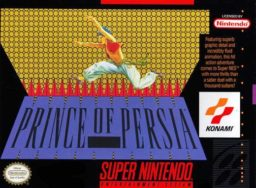 Play Prince of Persia online (SNES)