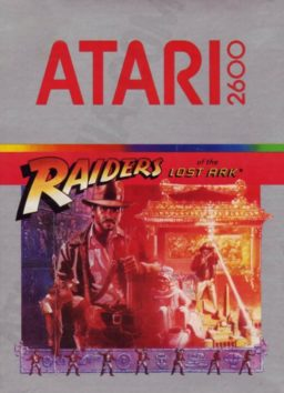 Play Raiders of the Lost Ark online (Atari 2600)