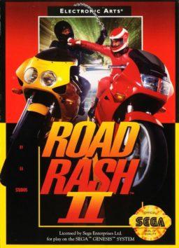 Play road rash 2 game online (Sega Genesis)