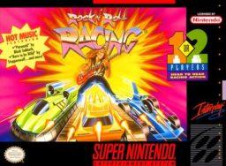 Play Rock n' Roll Racing online (SNES)