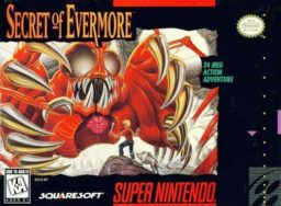 Play Secret of Evermore online (SNES)