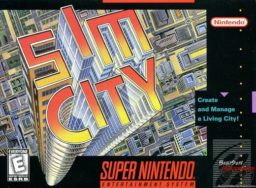 Play SimCity online (SNES)