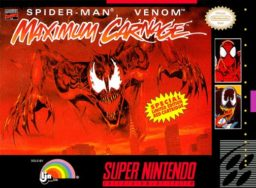 Play Spider-Man & Venom - Maximum Carnage online (SNES)