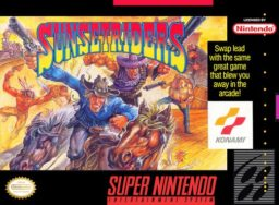 Play Sunset Riders online (SNES)