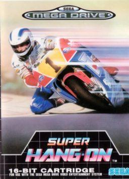 Play Super Hang-On online (Sega Genesis)