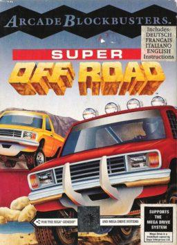 Play Super Off Road online (Sega Genesis)