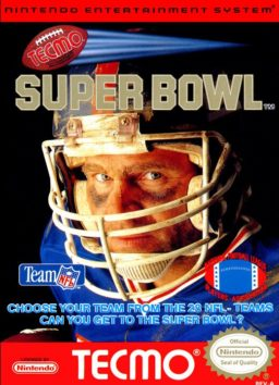 Play Tecmo Super Bowl online (NES)