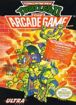 Play Teenage Mutant Ninja Turtles II - The Arcade Game online - NES