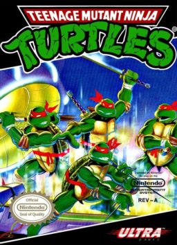 Play Teenage Mutant Ninja Turtles online NES