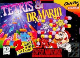 Play Tetris & Dr. Mario online (SNES)