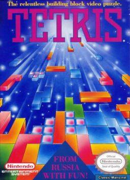 Play Tetris for NES online