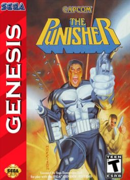 Play The Punisher online (Sega Genesis)