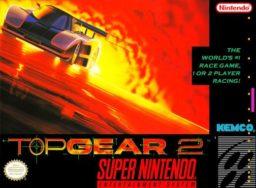 Play Top Gear 2 online (SNES)