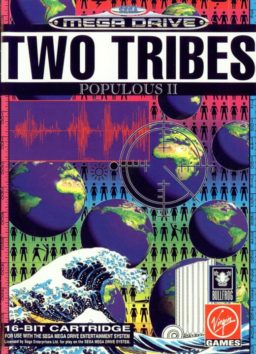 Play Two Tribes - Populous II online (Sega Genesis)