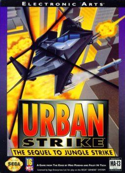 Play Urban Strike online (Sega Genesis)