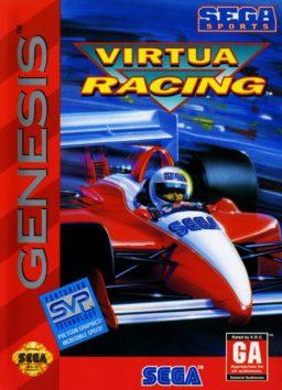 Play Virtua Racing online (Sega Genesis)
