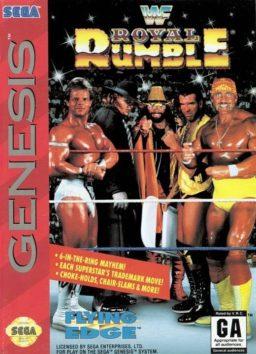 Play WWF Royal Rumble online (Sega Genesis)