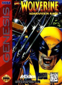 Play Wolverine - Adamantium Rage online (Sega Genesis)