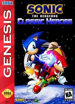 Play Sonic Classic Heroes online (Sega Genesis)