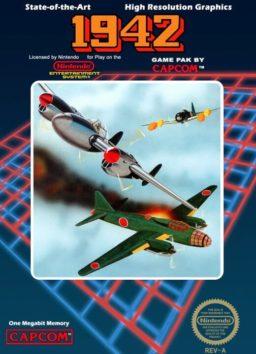 Play 1942 online (NES)