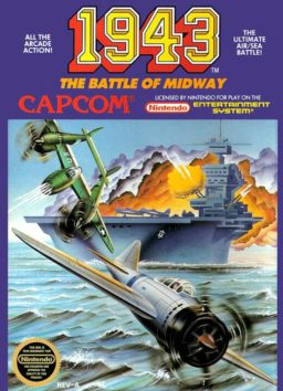 Play 1943 - The Battle of Midway online (NES)