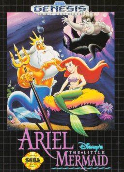 Play Ariel the Little Mermaid online (Sega Genesis)