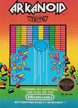 Play Arkanoid online (NES)