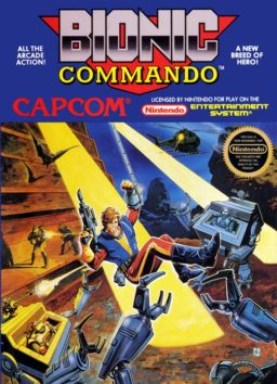 Play Bionic Commando online (NES)