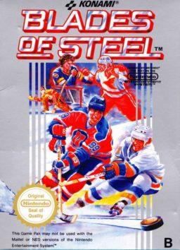 Play Blades of Steel online (NES)