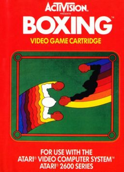 Play Boxing online (Atari 2600)