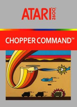 Play Chopper Command online (Atari 2600)