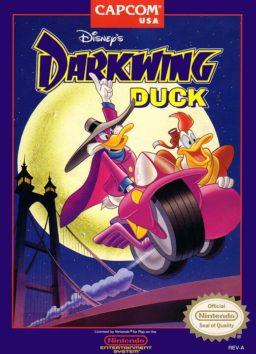 Play Darkwing Duck online (NES)
