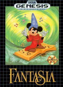 Play Fantasia online (Sega Genesis)